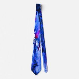 Marshmellow Skies (blue) Tie