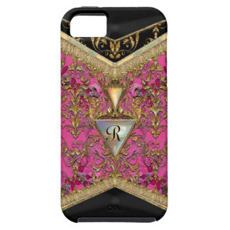 Marshwell Victorian Monogram iPhone 5 Covers