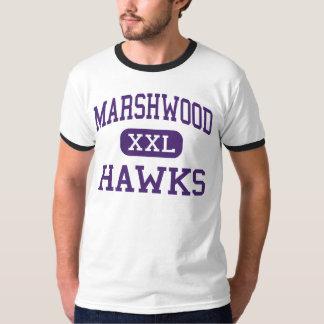 Marshwood - Hawks - High - South Berwick Maine T-Shirt
