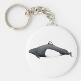 Marsopa de Dall Key Ring