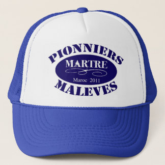 Marten Trucker Hat