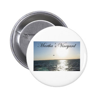 Martha s Vineyard 2 Pinback Button