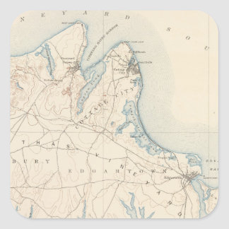Martha s Vineyard Massachusetts Sticker