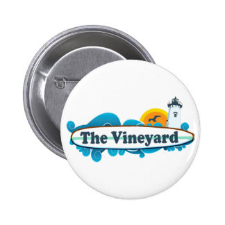 Martha s Vineyard Surf Design Pin