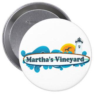 Martha s Vineyard Surf Design Pins