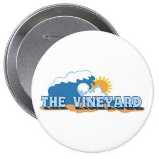 Martha s Vineyard Waves Design Buttons