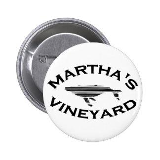 Martha s Vineyard Whale Design Pin