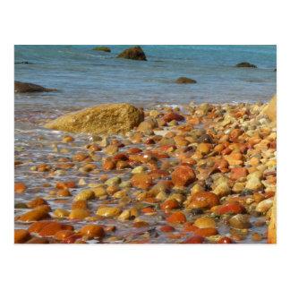 Martha's Vineyard Beach Post Card