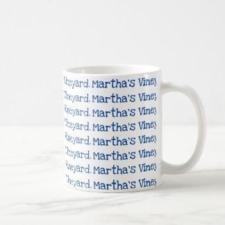MARTHA'S VINEYARD CLASSIC MUG
