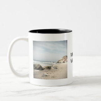 Martha's Vineyard Collection Two-Tone Coffee Mug