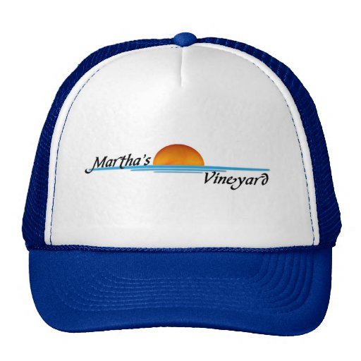Marthas Vineyard Trucker Hats