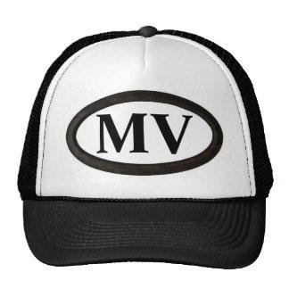 "Martha's Vineyard, MA ""MV"" Cap"