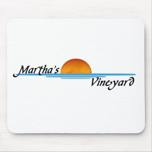Marthas Vineyard Mouse Pads