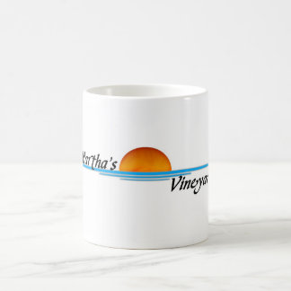 Marthas Vineyard Basic White Mug