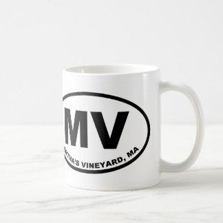 Martha's Vineyard MV Coffee Mug
