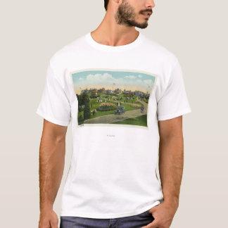 Martha's Vineyard, Ocean Park View T-Shirt