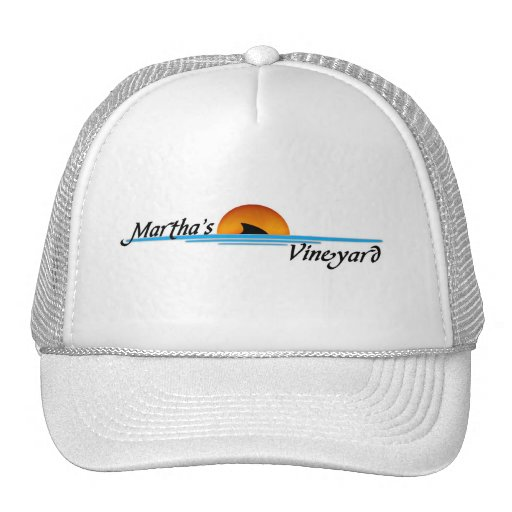 Marthas Vineyard Shark Hat