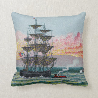 Martha's Vineyard Throw Pillow