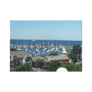 Martha's Vineyard - Vineyard Haven Canvas Print