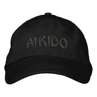 MARTIAL ART AIKIDO BALL CAP