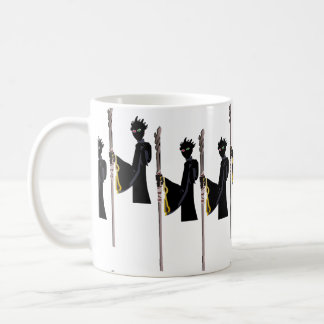 Martial art coffee mug