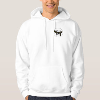 Martial Arts 2nd Degree Black Belt Hoodie