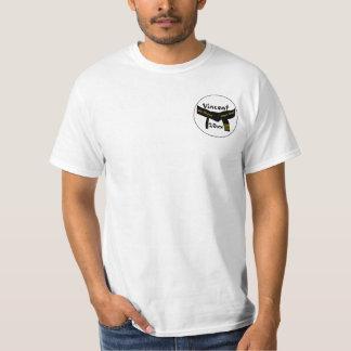 Martial Arts 4th Degree Black Belt T-Shirt