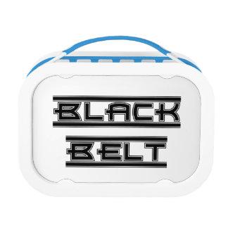 Martial Arts Black Belt Lunch Box