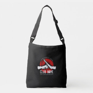 Martial Arts Club Crossbody Bag
