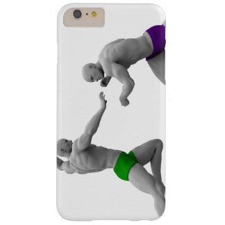 Martial Arts Concept for Fighting and Protection Barely There iPhone 6 Plus Case