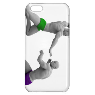 Martial Arts Concept for Fighting and Protection Case For iPhone 5C