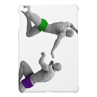 Martial Arts Concept for Fighting and Protection Cover For The iPad Mini