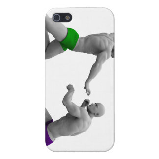 Martial Arts Concept for Fighting and Protection iPhone 5 Cover