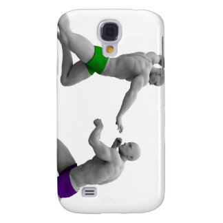 Martial Arts Concept for Fighting and Protection Samsung Galaxy S4 Case