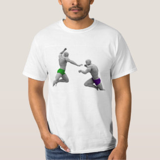 Martial Arts Concept for Fighting and Protection T-Shirt