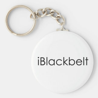 Martial Arts iBlackbelt Key Chain