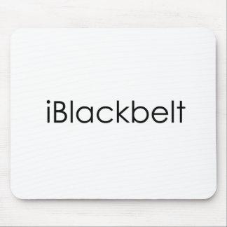 Martial Arts iBlackbelt Mouse Pad