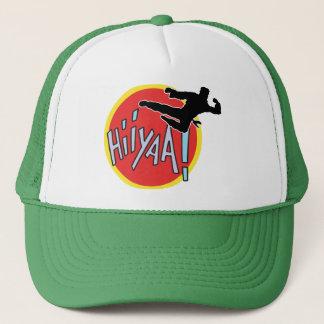 Martial Arts Karate Trucker Hat