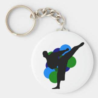 Martial Arts Keychain
