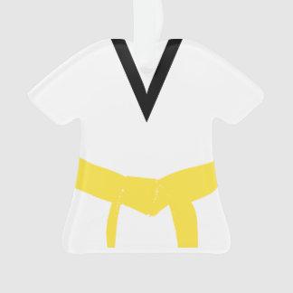 Martial Arts Yellow Belt Uniform
