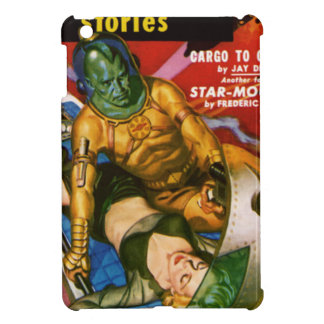 Martian and Earth Girl iPad Mini Covers