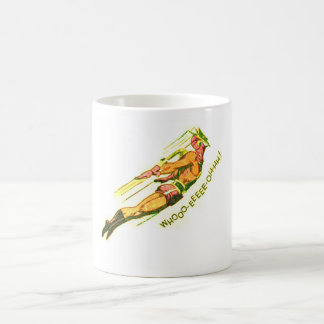 Martian Victory yell Coffee Mug
