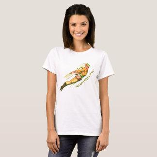 Martian Victory Yell T-Shirt