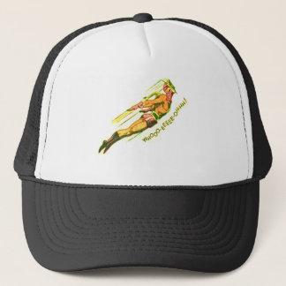 Martian Victory yell Trucker Hat