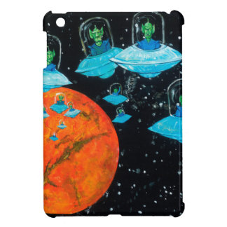 Martians are Angry iPad Mini Case