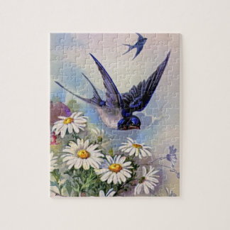 Martin Birds  Puzzle with Gift Box