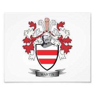 Martin Coat of Arms Photo Print