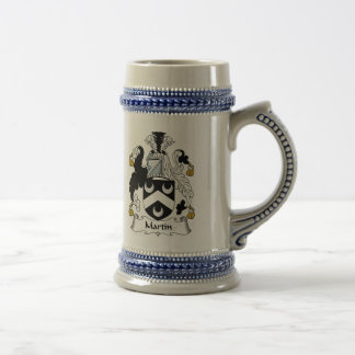 Martin Coat of Arms Stein - Family Crest