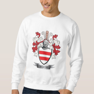 Martin Coat of Arms Sweatshirt