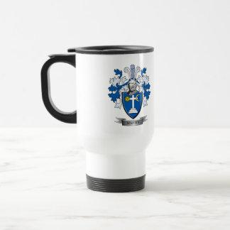 Martin Coat of Arms Travel Mug